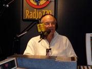 Dr. Sheldon Rubin on WGN explaining heartworm disease to pet expert Steve Dale