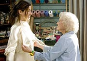 "Critics said Betty stole the movie, ""The Proposal"" with Sandra Bullock"