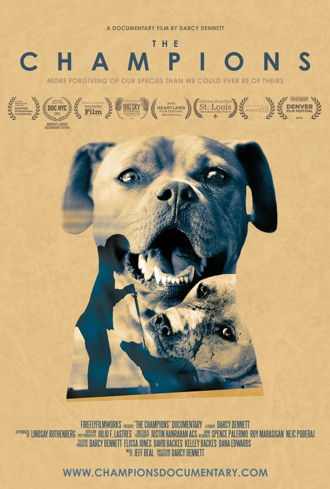 Pet expert Steve Dale's impressions and review of the film The Champions