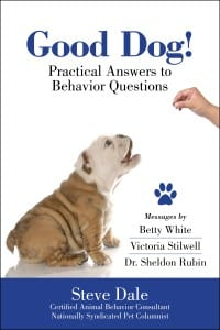 Pet expert Steve Dale authored Good Dog!