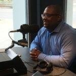 Dr. Aaron Jackson, medical director of Med Vet Chicago