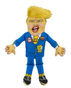 Pet expert Steve Dale writes about Sanders, Clinton, Trump dog toys