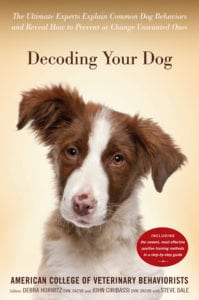 Dr. Lore Haug, contributor to Decoding Your Dog answers a Steve Dale reader question