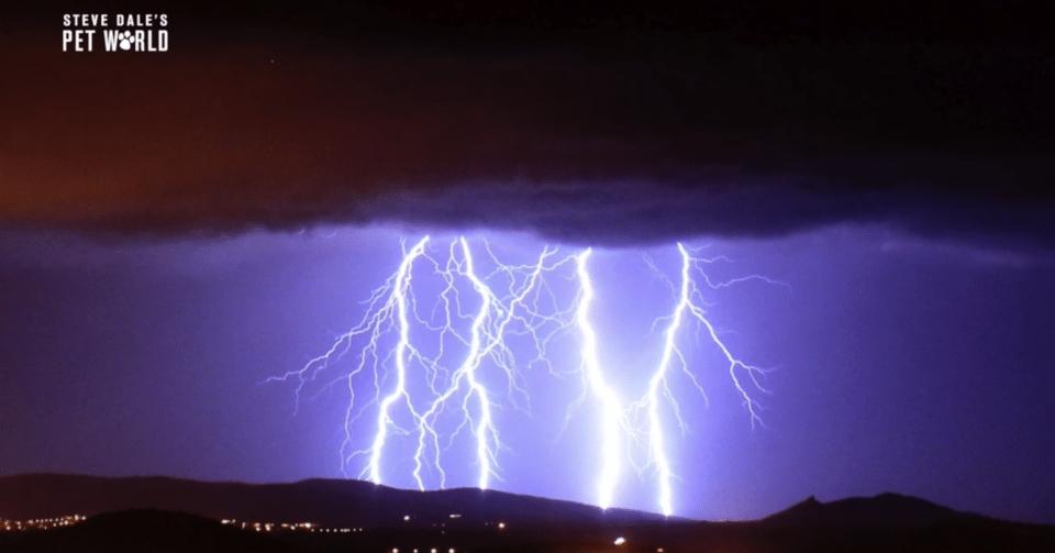 thunderstorm noise machine