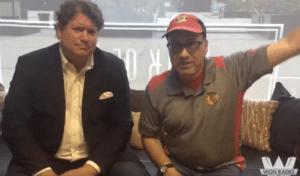 with Dr. Kurt Venator on WGN radio