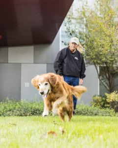 Pet expert Steve Dale reports from Purina Canine Sports Symposium