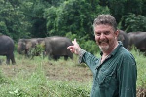 Ged Caddick of Ecotours.com is helping to save wildlife