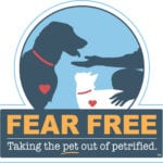 Radio interview on Fear Fear with Dr. Marty Becker on pet expert Steve Dale's Pet World