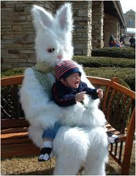 What does the Easter bunny really mean? Well, there is no real religious relationshiip