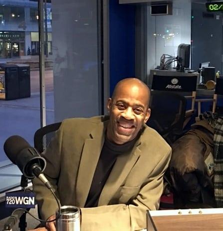 Pet expert Steve Dale talks with Dr. David Williams pet partners