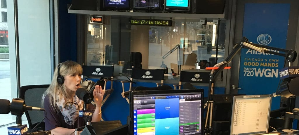 Laura Monaco Torelli speaks with Steve Dale on WGN Radio about positive reinforcement dog training