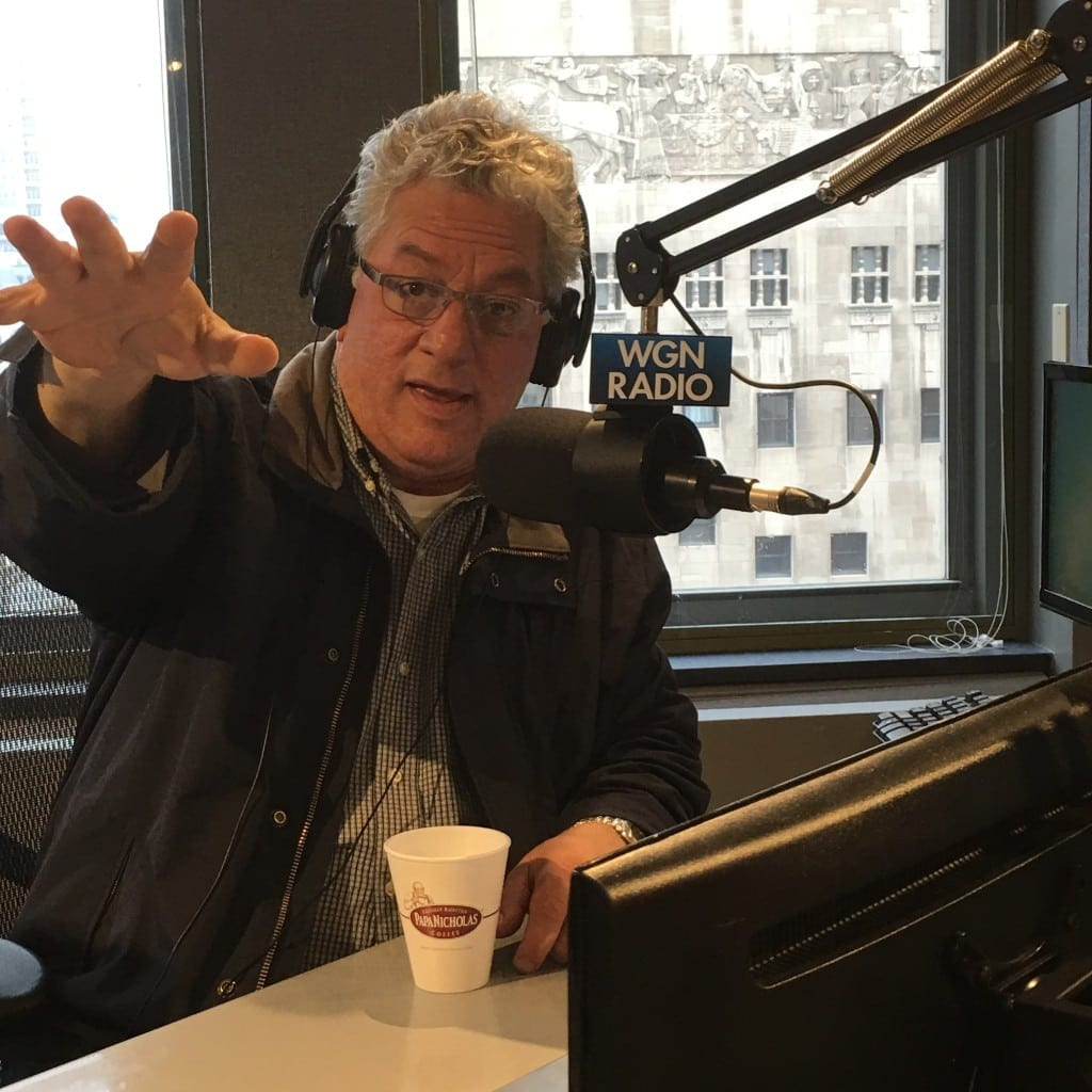Chicago Tribune reporter John Kass offers Steve Dale his idea for dealing with feral or community cats