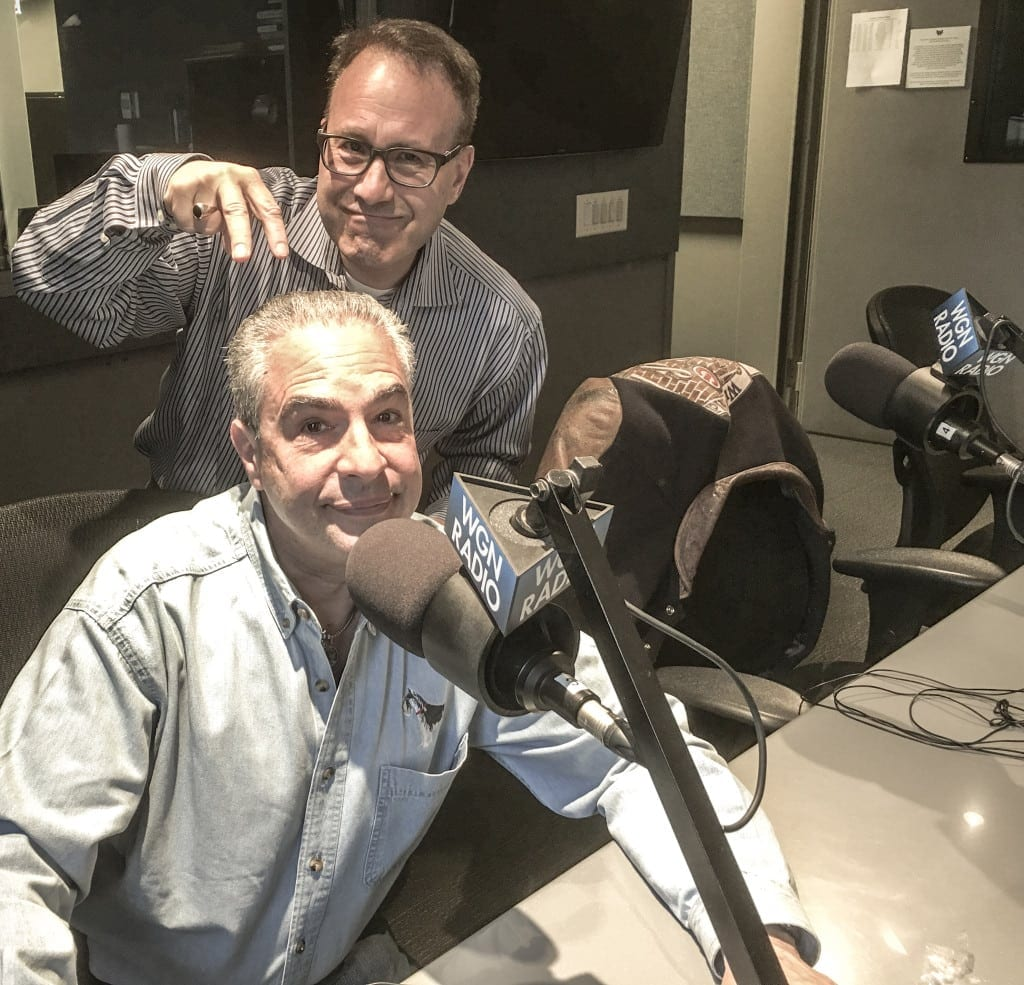 CLTV and WGN-TV's political analyst Paul Lisnek joins Steve Dale's Other World Podcast on WGN Plus