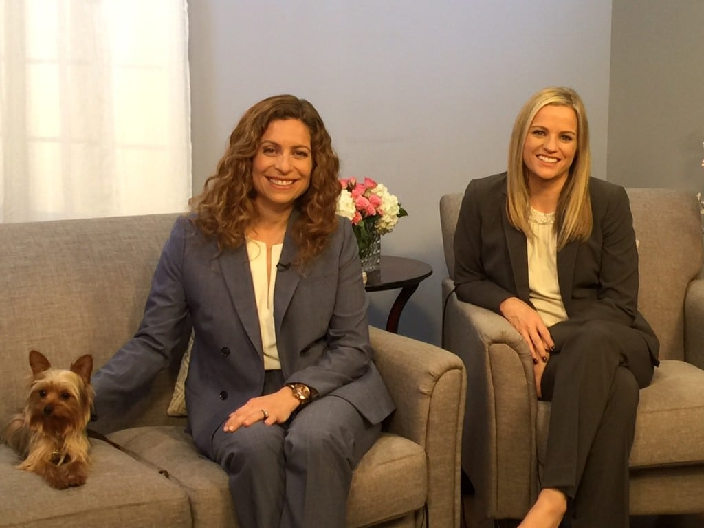 Dr. Natalie Marks and Dr. Patricia DeLaMora speak about Lyme disease in people and in pets