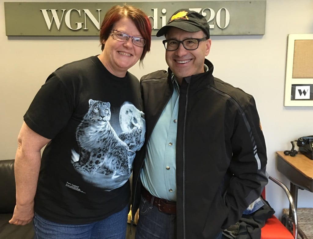 Dr. Kim Kendall and Steve Dale on WGN Radio; she says cats are more honest than dogs