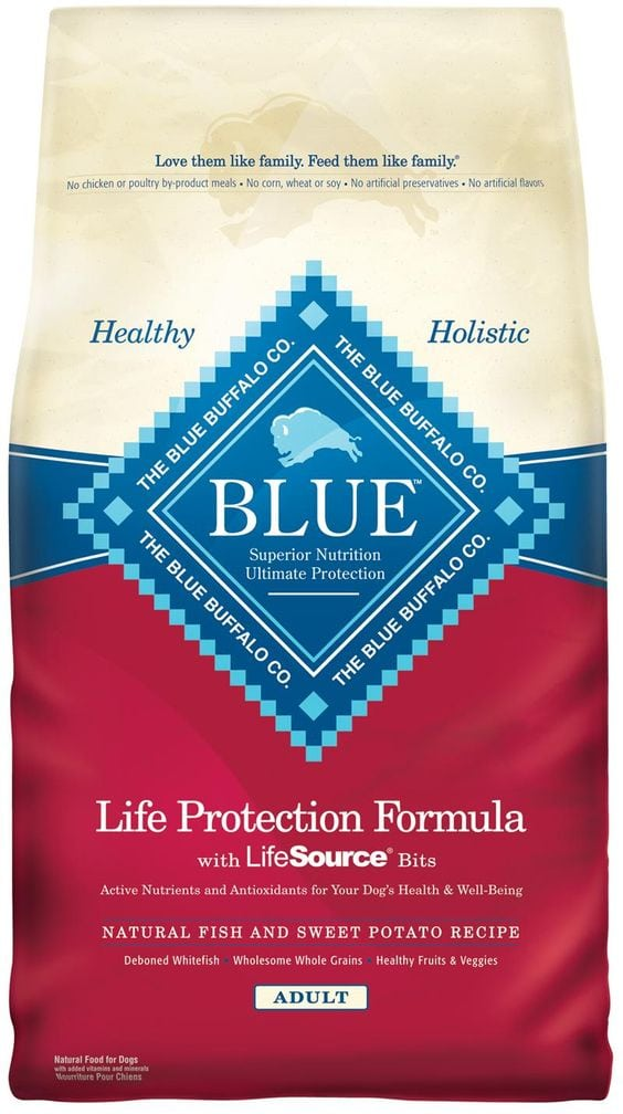 Blue Buffalo Best Dog Food