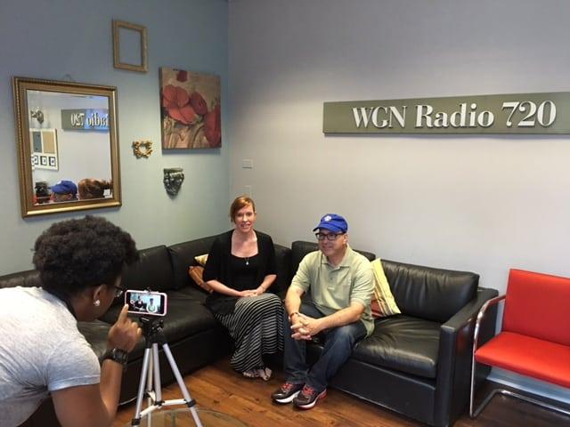 Steve Dale talks with Dr. Lori Ross on WGN radio