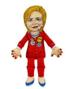 Pet expert Steve Dale writes about Sanders, Clinton, Trump dog toys