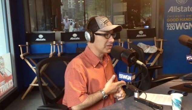 Pet expert Steve Dale on WGN Radio, Pet Care Begins with Vet Care