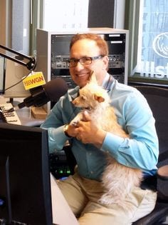 Steve Dale on WGN Radio talks puppy mills and how dogs are finding answers for Ovarian cancer