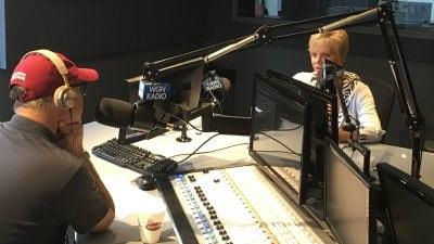 Vicki Santo on the Ron and Vicki Santo Diabetic Alert Dog Foundation