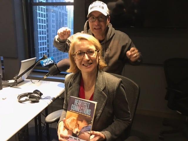 Steve Dale and Anne Beall on WGN Radio