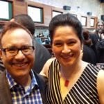At a previous event with Illinois Comptroller Susana Mendoza