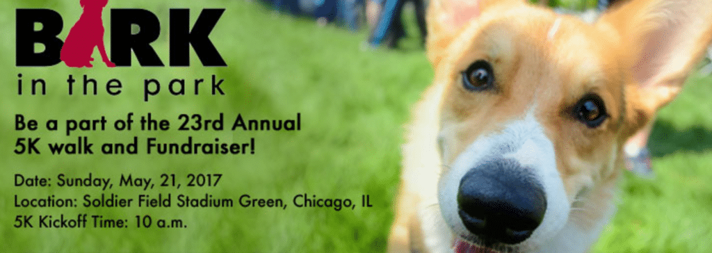 Steve Dale and Steve Cochran on pet adoption for Anti Cruelty and Bark in the Park on WGN Radio