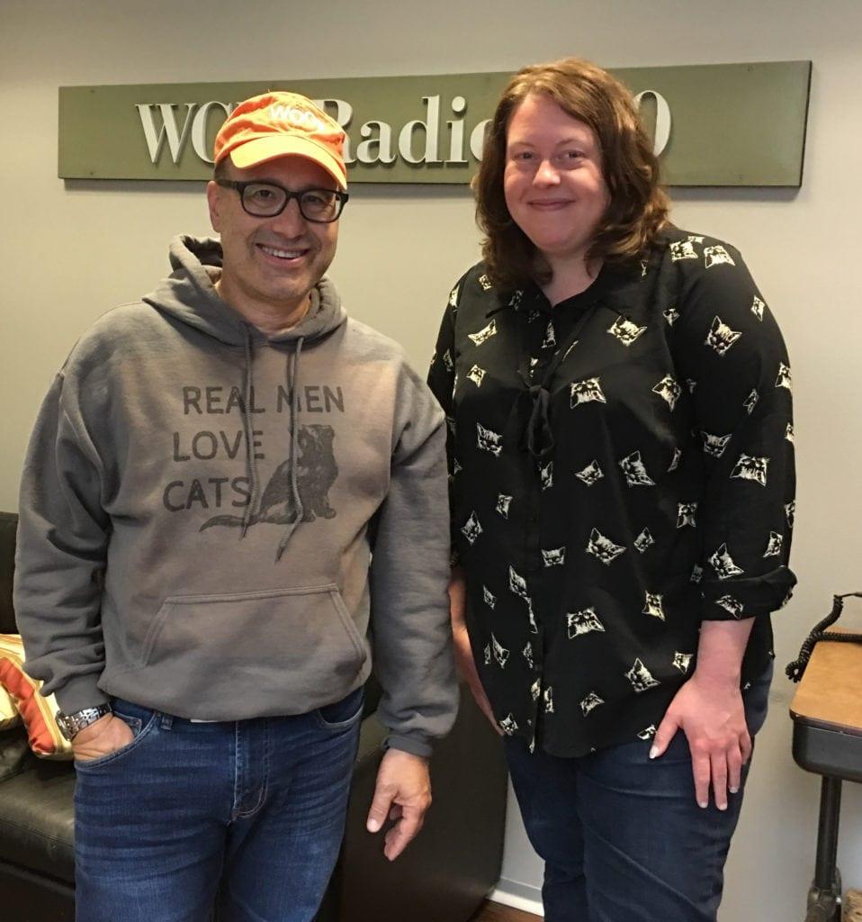 Steve Dale speaks with Emily Klehm of South Suburban Humane on WGN radio