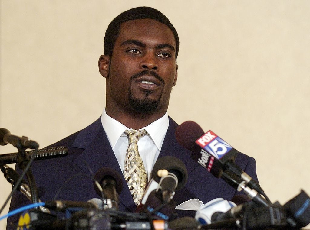 Michael Vick will now be a Fox Sports TV commentator
