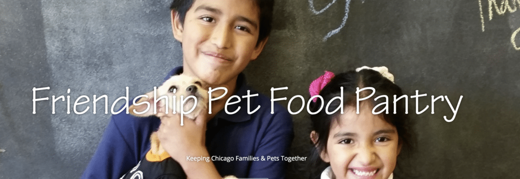 Help support Friendship Pet Food Pantry with a toast