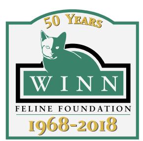 Winn Feline Foundation 50 years of advancing feline health