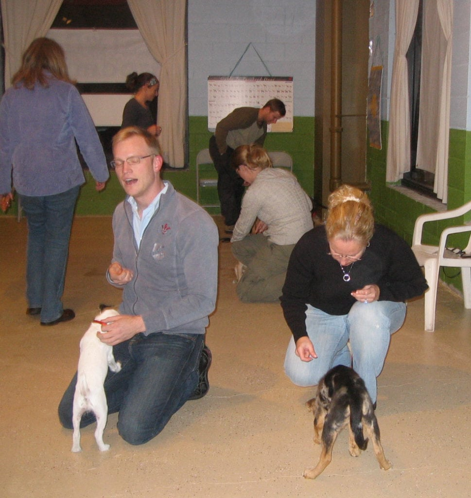 Kelly Gorman Dunbar talks abut training puppies