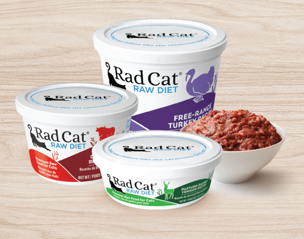 Rad cat food recall