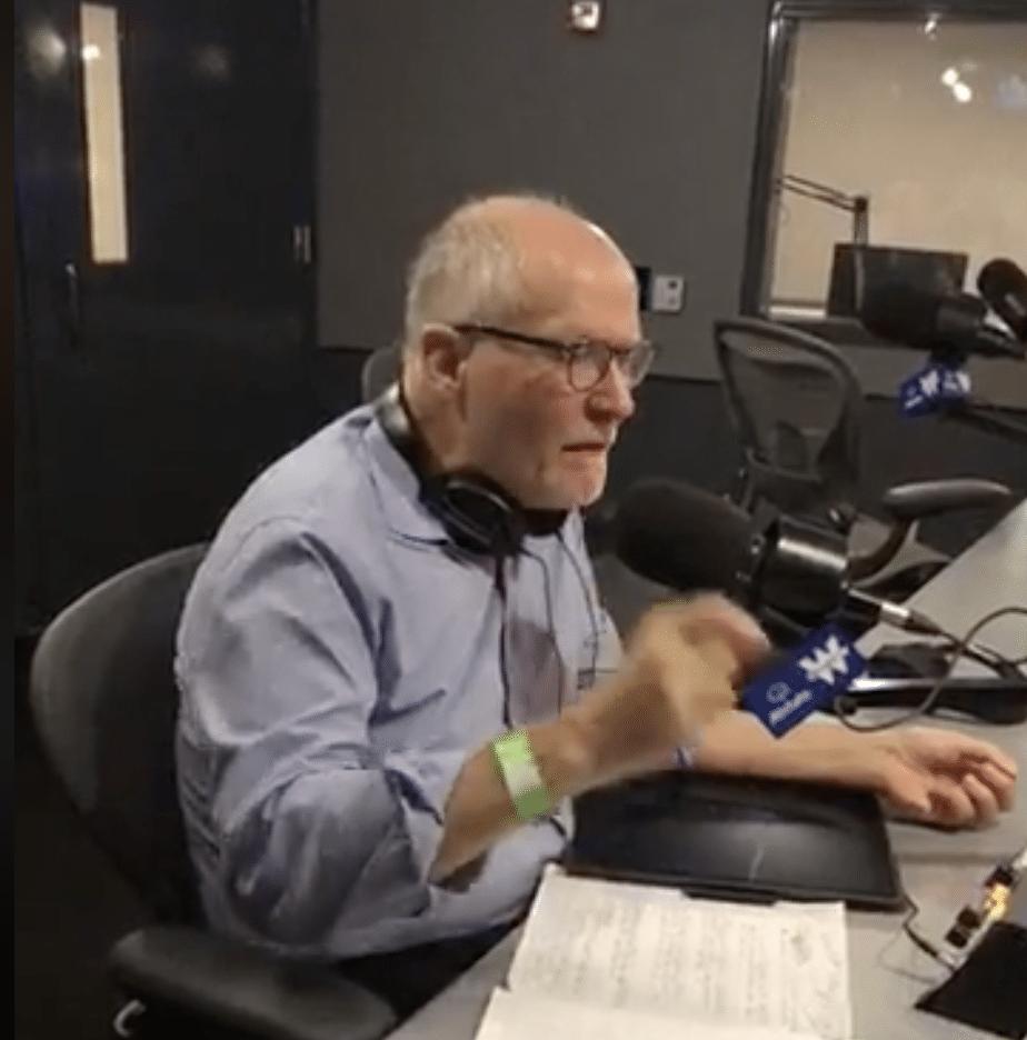 pet expert Steve Dale invites animal loves to Paul Vallas listening session