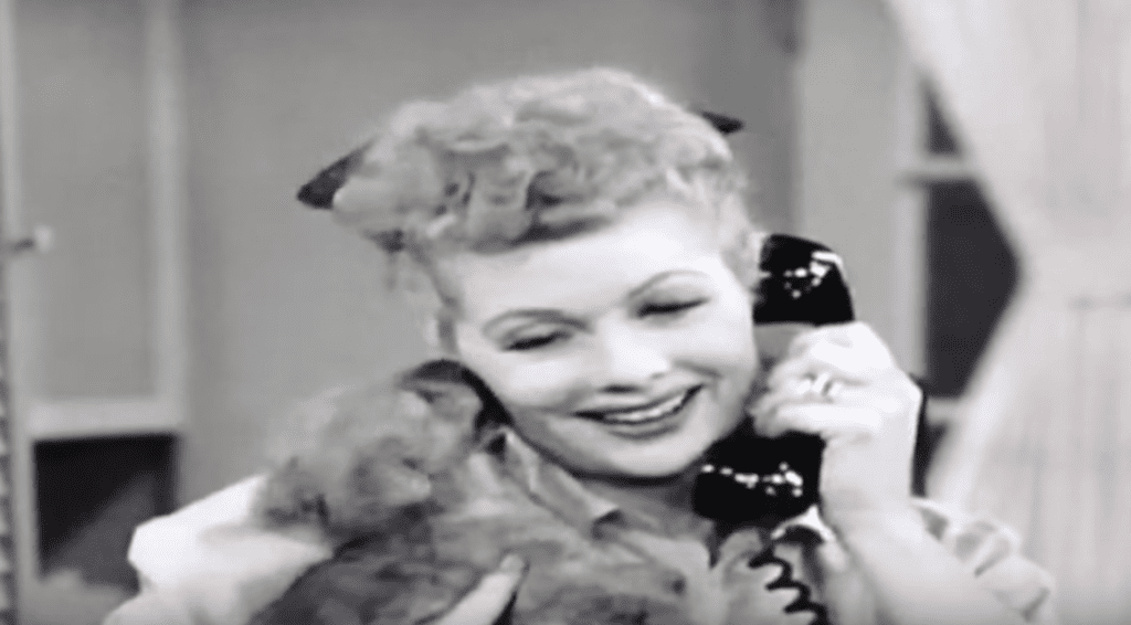 Lucille Ball liked working with animals