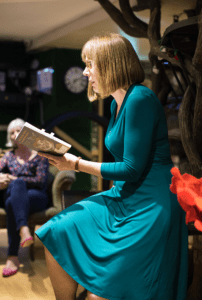 Author Elizabeth Wagner for icatcare
