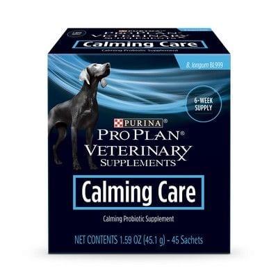steve-dale, calming-care-probiotic-for-dogs-otc